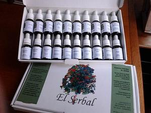 """Esencias Florales """"El Serbal"""""""